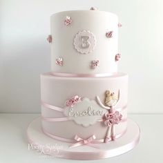 Browse through the different cakes we create here at The Pretty Sugar Cake Company, from Wedding Cakes & Wedding Favours to Celebration Cakes, to Cupcakes & Cookies. Ballet Birthday Cakes, Ballet Cakes, Ballerina Birthday Parties, Ballerina Cakes, Baby Birthday Cakes, Ballerina Party, Birthday Wishes, 4th Birthday, Sugar Cake
