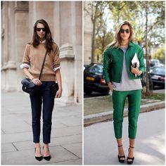 Self Dressed: CAPRI PANTS