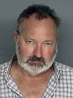 Celebrity Mug Shots Randy Quaid