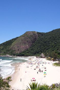 These are #beaches in #Rio you may not have heard about. They may not be listed in guide books, but it's definitely worthwhile as each is a hidden gem! #Brazil