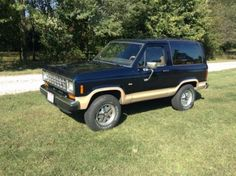 Cars for Sale: Used 1987 Ford Bronco II in , Gnadenhutten OH: 44629 Details - Sport Utility - Autotrader