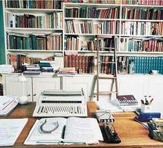 Writers' rooms: Alan Sillitoe