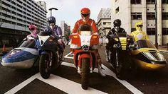 Zyurangers Zaurer Motorcycles