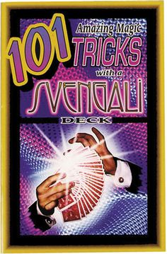 101 tricks with svengali deck Case of 4