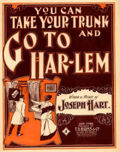 History of Harlem | THE FOOD COMMUNITIES OF NYC