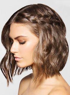hermosos peinados pelo rizado para todos los das