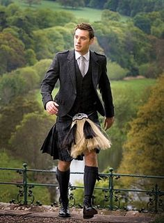 men in kilts never disappoint :-)