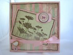 Stampin Up Upsy Daisy