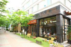 Jukjeon Café Street (죽전카페거리) | Yongin-si, Gyeonggi-do, South Korea