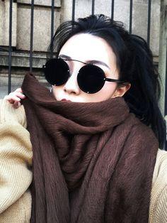 e6e16ed2202ed han edition retro black frame sunglasses for 8568 men women dazzle colour  sunglasses joker sunglasses fashion handsome. New Islanders