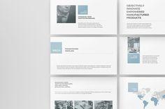 Naga - PowerPoint Template by Tugcu Design Co. on @creativemarket