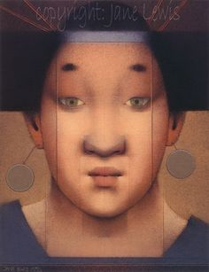 Jane Lewis | Japanese Mask II