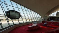 Eero Saarinen. JFK airport TWA terminal. New York. 1956-62.