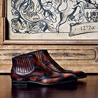 Dolce & Gabbana presents the Men's Accesories for Fall Winter 2014 2015: bags, shoes, belts, trainers, hats and more from the new Collection.