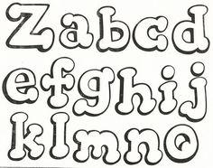 Tos Tipos Letras Bonitas Abecedario 604 X 480 43 Kb Jpeg | Top ...:                                                                                                                                                                                 Más