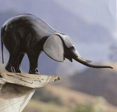 Loet Vanderveen-Elephant,Imperial-Marcus Ashley Gallery