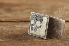 QUO - Anel Masculino em Prata 925 - Joias Masculinas | QUO - Joias e Semijoias em Ouro e Prata