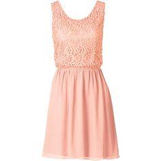 Of je nu te gast bent op een bruiloft of een terrasje gaat pikken; dit is de perfecte lentejurk!  http://stylefru.it/s776713 #pastel #spring #pink #dress #pretty
