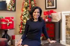 At Home with TODAY: Sheinelle Jones is inviting you over for the holidays