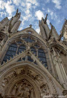 Haupteingang Kathedrale Notre-Dame Paris