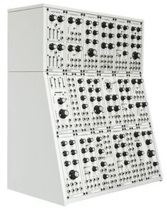 Modcan modular synthesizer
