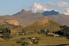 Clarens | 14 South African Landscapes That'll Take Your Breath Away