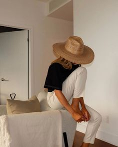 Outfits With Hats, Mode Outfits, Casual Outfits, Fashion Outfits, Womens Fashion, Chic Summer Outfits, Summer Chic, Fashion Advice, Fashion Trends