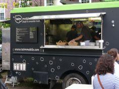 Taim Mobile at the 2011 Vendy Awards! @GovernorsIsland