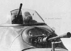 "Defensive machine gun turret of a German ""Ju 188"" bomber. MG 151 20mm MG 131 13mm"