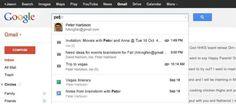 Google integra en sus búsquedas resultados de Gmail y Google Drive | Menudos Trastos