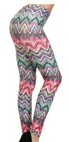 Selling out fast: Terra Vintage But... Get yours here! http://www.terravintage.com/products/terra-vintage-buttery-soft-leggings-pink-zigzag?utm_campaign=social_autopilot&utm_source=pin&utm_medium=pin