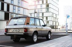 Land Rover Range Rover 'Classic'