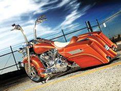 2006 Harley Davidson Road King - El Monte's Finest