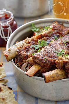 JA U KUHINJI...: Rebarca sa sosom od aronije