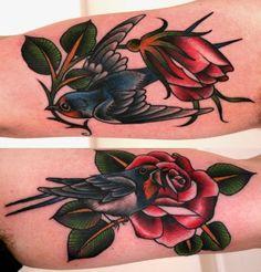 bird #tattoo