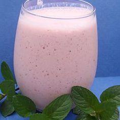 Strawberry Lassi Allrecipes.com