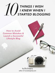 The Ultimate Guide to Fashion Blogging E-Book - Coco's Tea Party