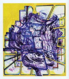 Joanne Greenbaum  Untitled  2006