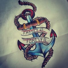 traditional tattoo anchor - Buscar con Google