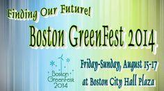Boston's GreenFest 2014