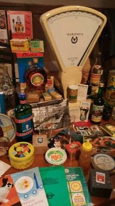 Retro 2, Grocery Store, Childhood, Memories, Cars, Food, Scale, Transportation, Historia