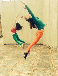 Fotografía: Nicolás Altamar Artista: Jamie Howart y Ana Milena Navarro Cliente: Zajana Danza