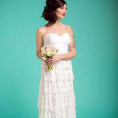 Check out @amandaarcherco so many pretty dresses! #weddingdress #weddinggown via @angela4design