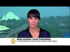 School meal leaves 21 children dead in India - Jul 13