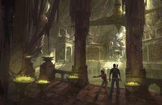 A dos días de estar a la venta la tercera entrega de la saga de Naugthy Dog:Uncharted 3: Drake´s Deception, he recopilado varias ilustraciones de las dos primeras entregas de la serie (Uncharted: …