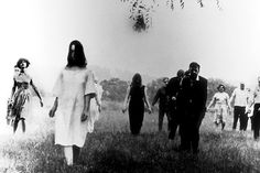 La Nuit des Morts Vivants    (The Night Of The Living Dead)    de George A. Romero    (Etats-Unis – 1968)