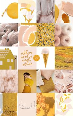 🌿 Trendcolor Inspiration for Graphic Design - Color Palette shared by Contemporary Colour Palettes Color, Colour Schemes, Color Trends, Mustard Color Scheme, Paleta Pantone, Use E Abuse, Web Design, Graphic Design, Design Color