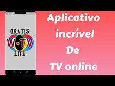 ENCONTREI!!! Aplicativo INCRIVEL de TV ONLINE!!!