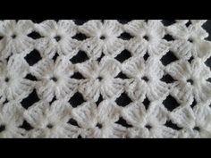 çiçek fantazi örgü yelek hırka örnegi sende yap - YouTube Free Crochet Bag, Easy Crochet, Crochet Granny, Crochet Squares, Crochet Doilies, Crochet Lace, Crochet Flower Tutorial, Seed Stitch, Bedspread