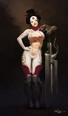 Big-Sword by FirebladePrez.deviantart.com on @deviantART